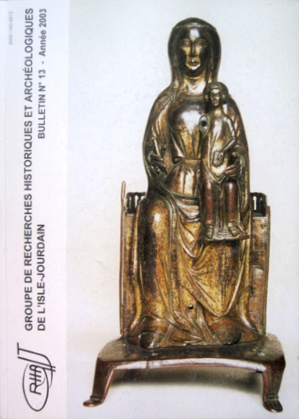 Bulletin du GRHAIJ, Bulletin n°13 - 2003,