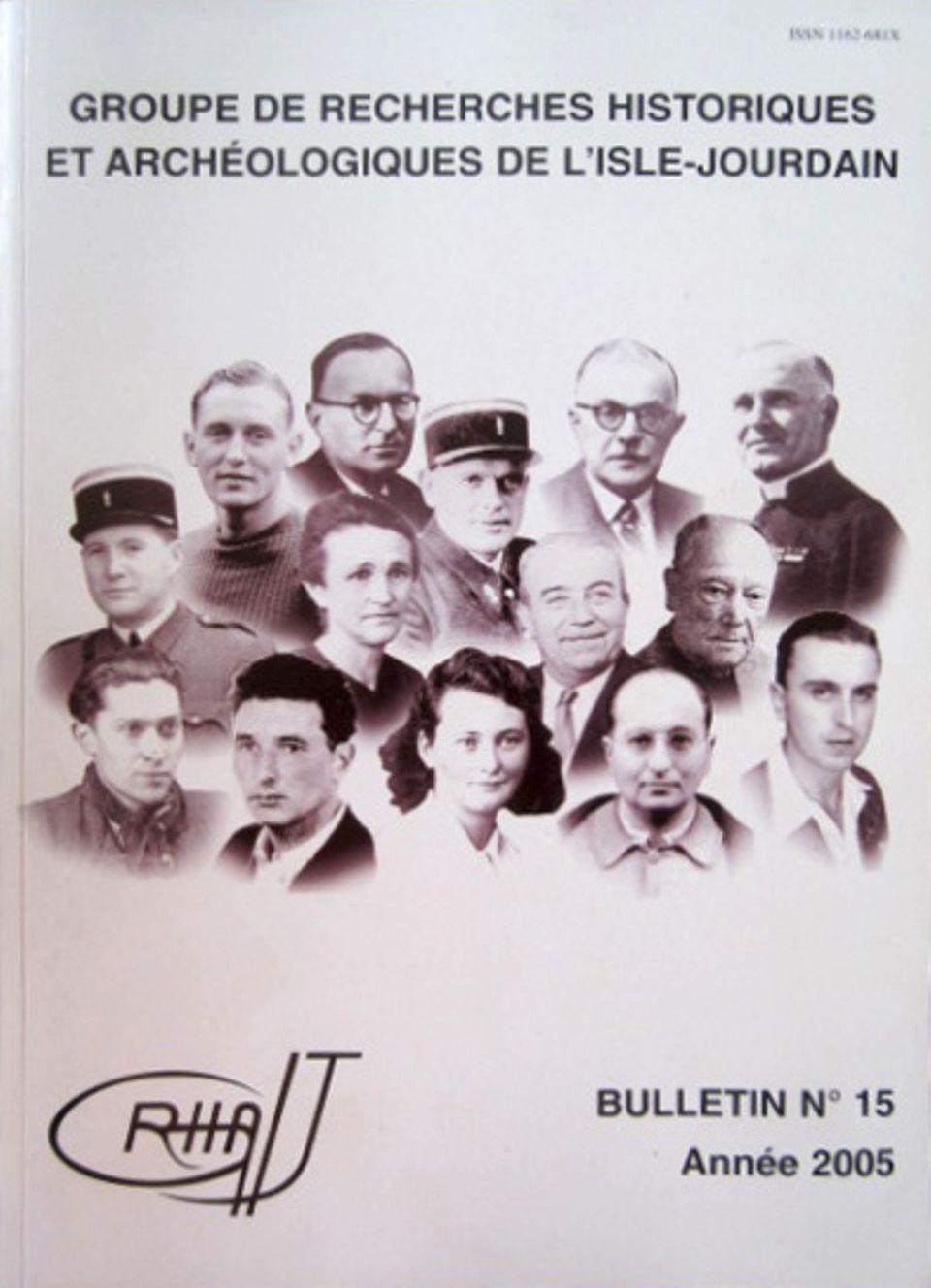 Bulletin du GRHAIJ, Bulletin n°15 - 2005,