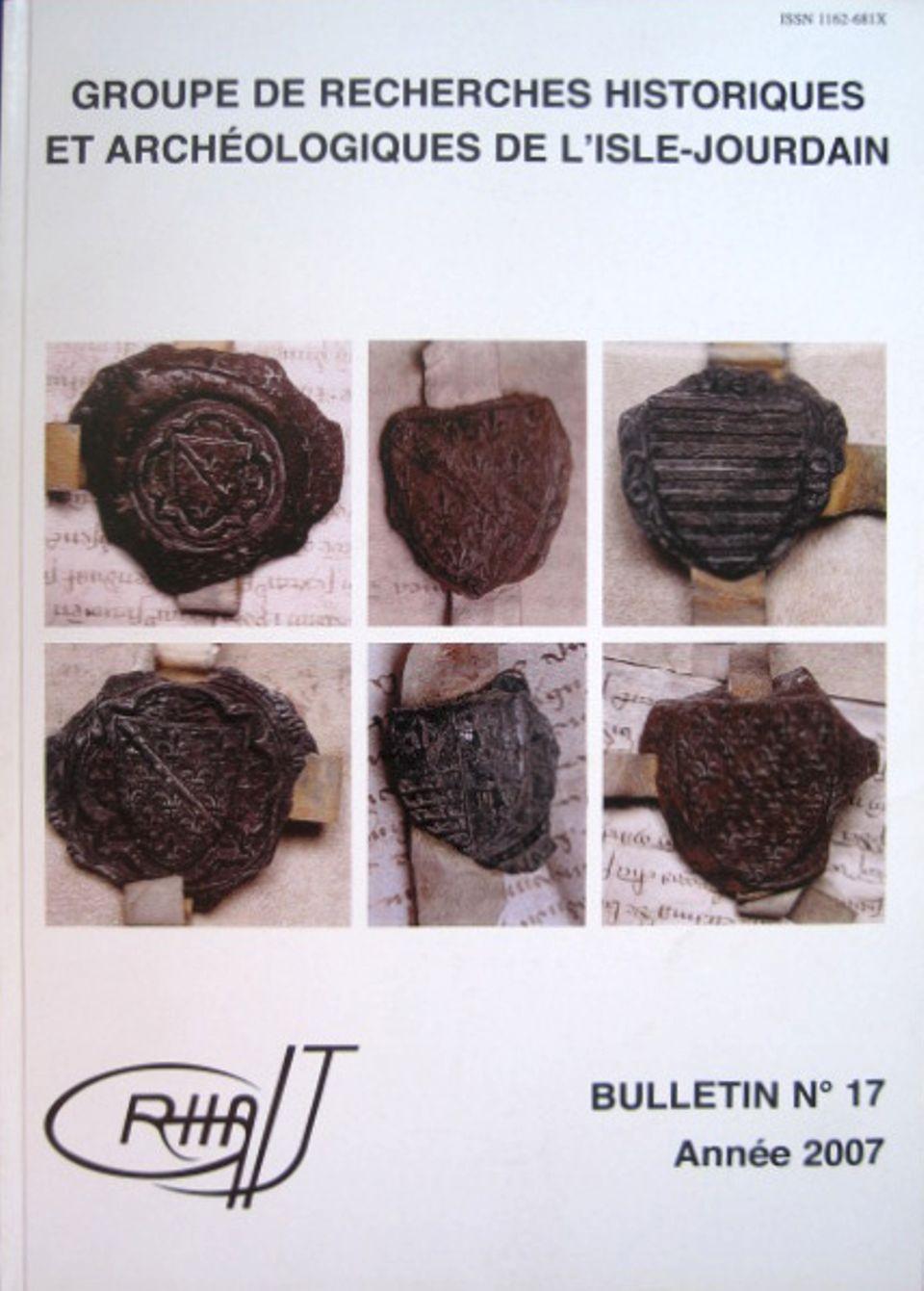 Bulletin du GRHAIJ, Bulletin n°17 - 2007,