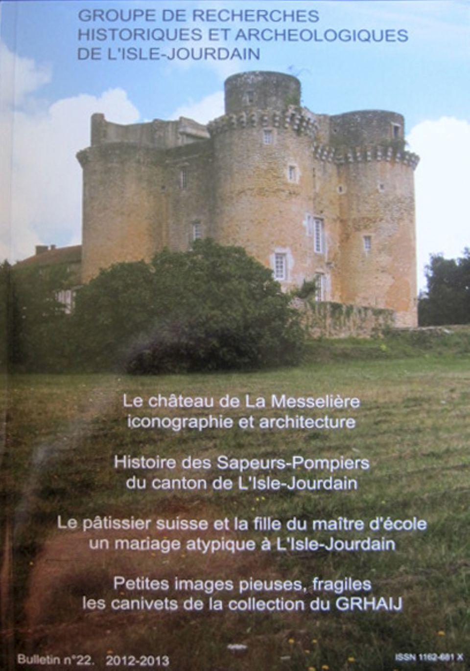 Bulletin du GRHAIJ, Bulletin n°22 - 2013,
