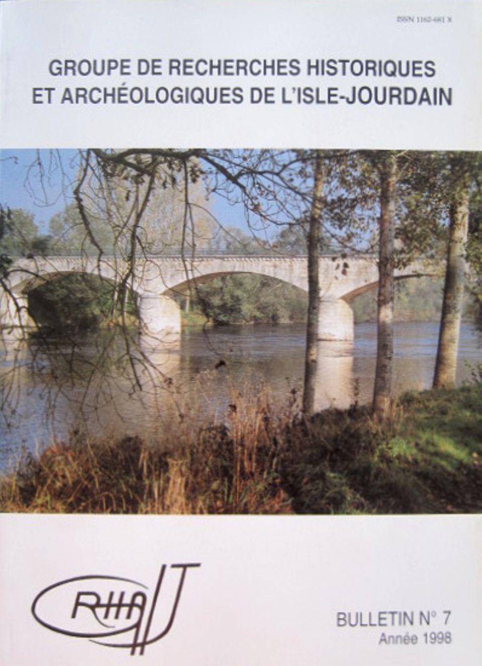 Bulletin du GRHAIJ, Bulletin n°7 - 1997,