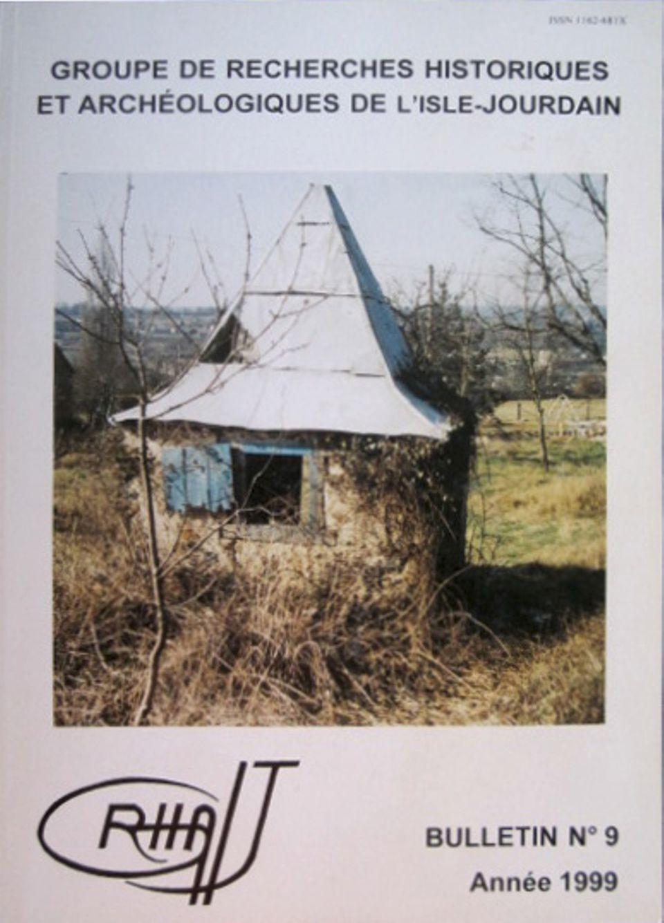 Bulletin du GRHAIJ, Bulletin n°9 - 1999,
